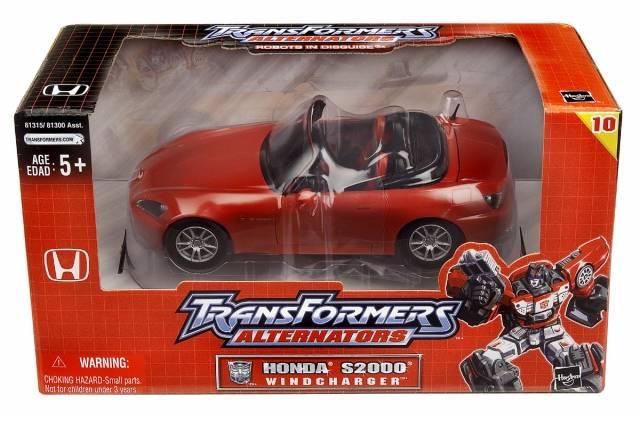 Alternators - Windcharger - Honda S2000