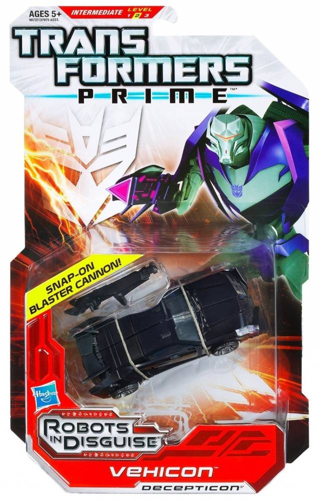 Transformers Prime - Robots in Disguise - Vehicon