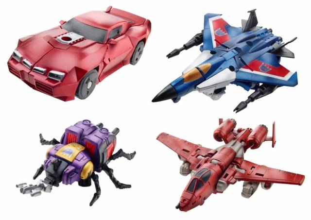 Combiner Wars 2015 - Legends Series 1  - Set of 4