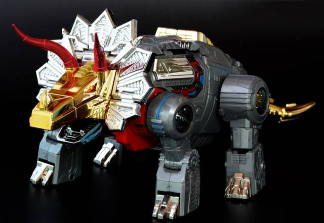 FansToys FT-04T - Iron Dibots No.1 - Scoria