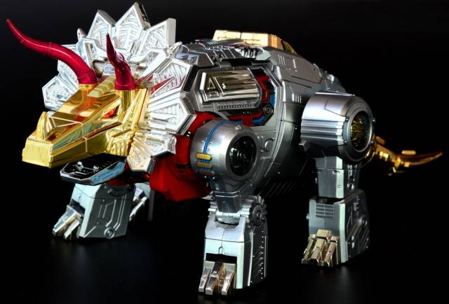 FansToys FT-04X - Iron Dibots No.1 - Scoria - Limited Edition 1000