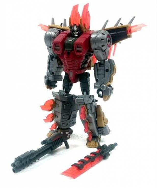 Planet X - PX-04 Summanus