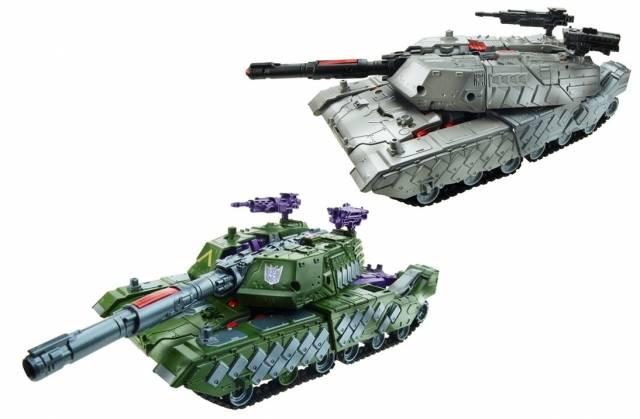 Combiner Wars 2015 - Leader Class Series 1 - Case - Set of 2