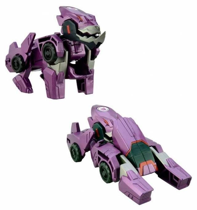 Transformers Adventure - TAV06 - Underbite