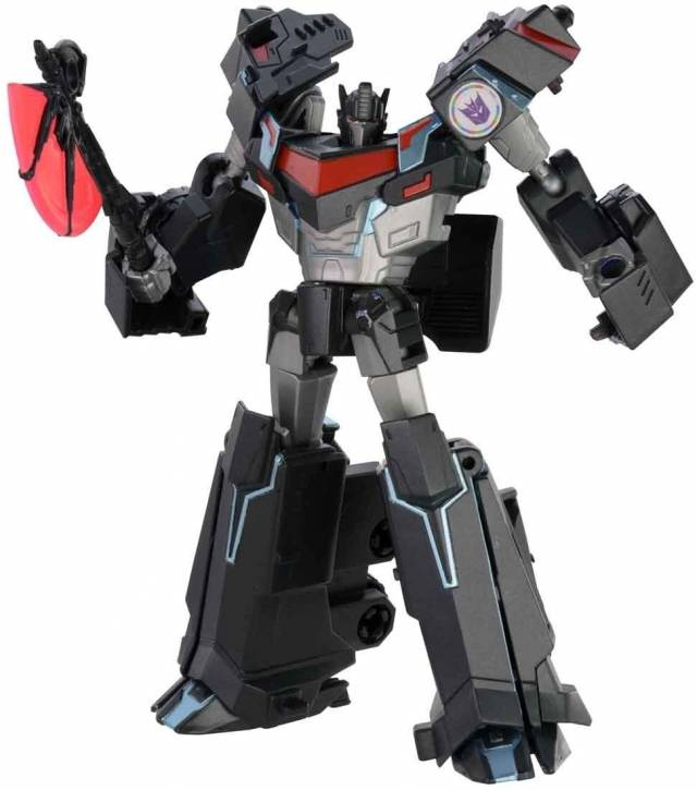 Transformers Adventure - TAV13 - Nemesis Prime