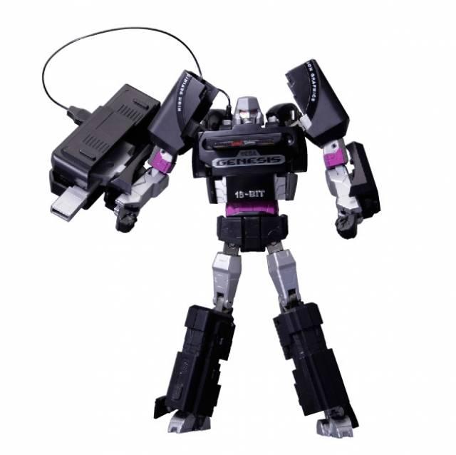 Sentinel - Mega Drive Megatron - Sega Genesis Version - LE1000