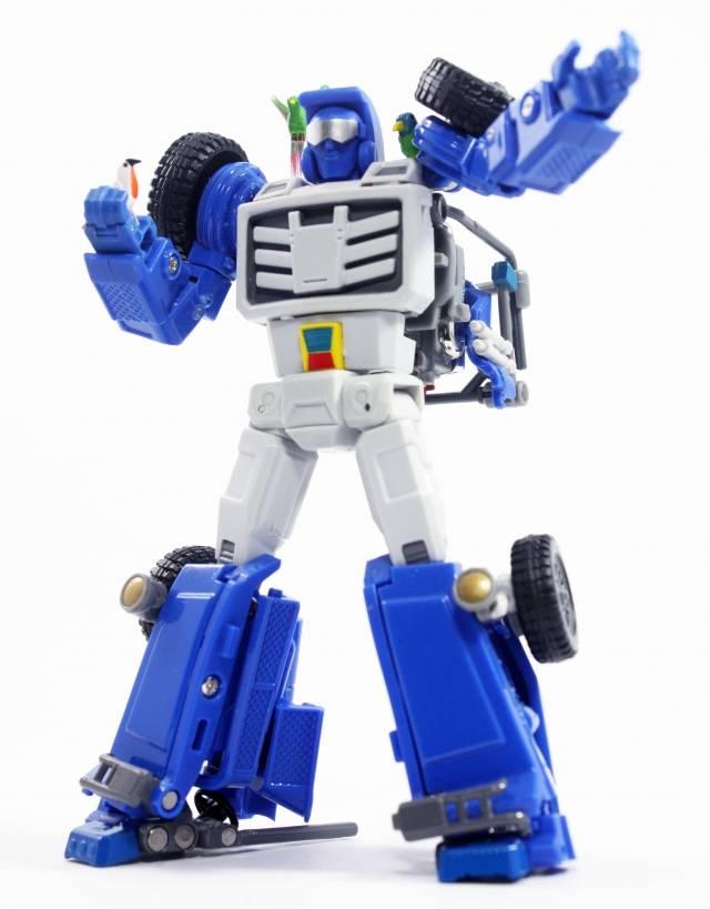 Xtransbots - MM-VIII Arkose - MIB