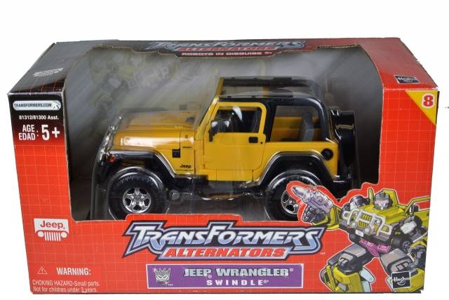 Alternators - Swindle - Jeep Wrangler