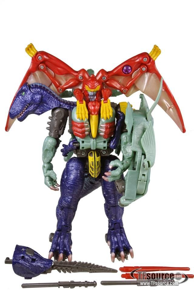 Japanese Beast Wars - Magmatron - Loose - 100% Complete