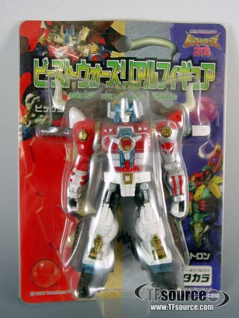 Japanese Beast Wars - BW Real Figure - Big Convoy