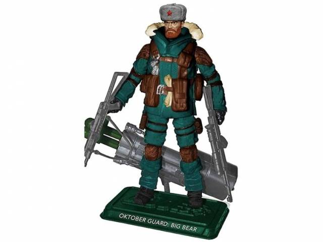 GI Joe 2013 - Subscription Figure - Big Bear
