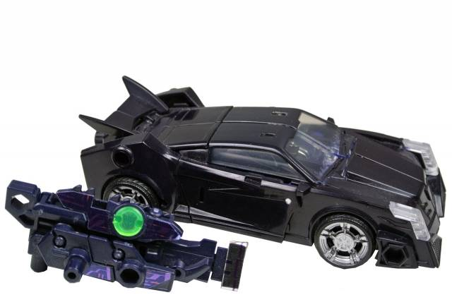Japanese Transformers Prime - AM-14 - Vehicon - Loose - 100% Complete