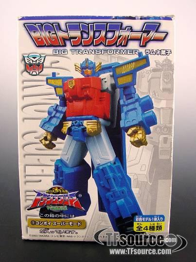 Kabaya Big Transformers - Convoy Super Mode - MISB