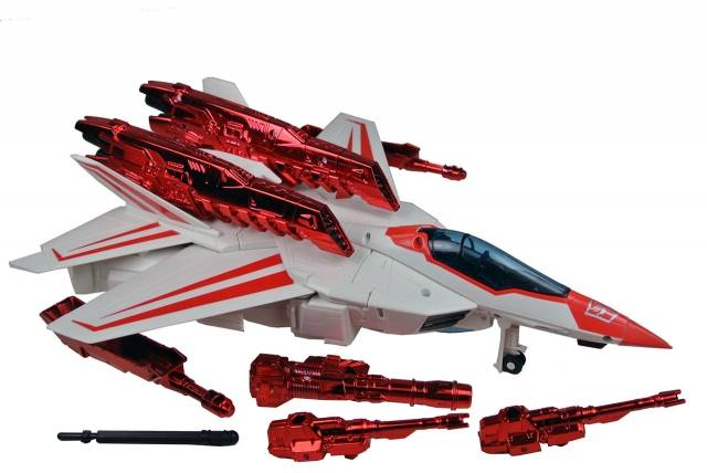 Transformers Generations - Jetfire - Loose 100% Complete