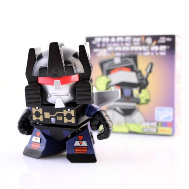 Loyal Subjects - Transformers - Wave 3 - Frenzy - Chase Figure