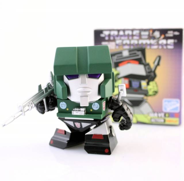 Loyal Subjects - Transformers - Wave 3 - Hound - Chase Figure