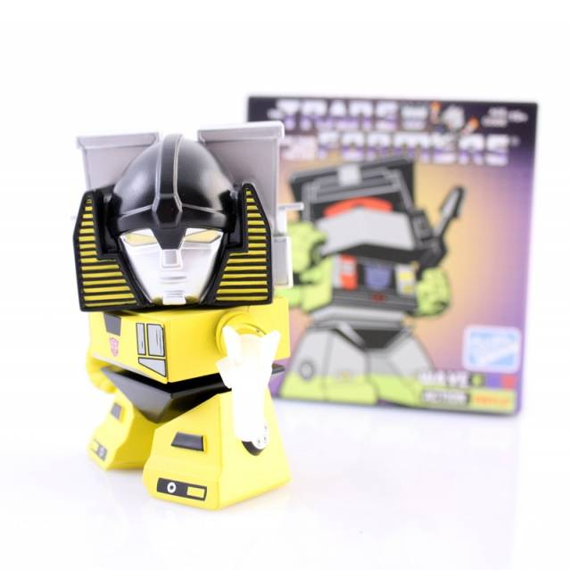 Loyal Subjects - Transformers - Wave 3 - Sunstreaker - Chase Figure
