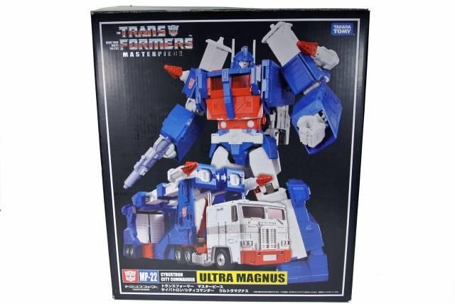 Transformers Masterpiece - MP-22 Ultra Magnus - MISB