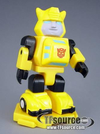 Transformers G1  - MyClone Bumblebee - Loose - 100% Complete