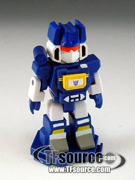 Transformers G1  - MyClone Soundwave - Loose - 100% Complete