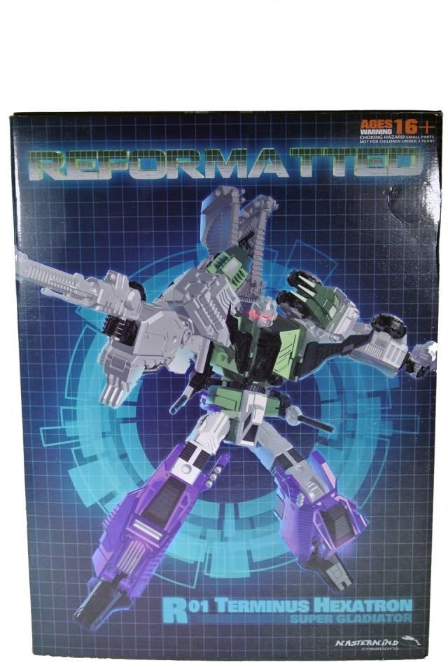 Reformatted - R-01 - Terminus Hexatron - MIB - 100% Complete