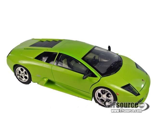 RoadBot - 1:18 Scale - Lamborghini Murcielago Roadster - Loose - 100% Complete