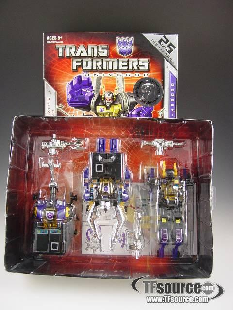 Transformers Universe Insecticons Universe Insecticons Mib