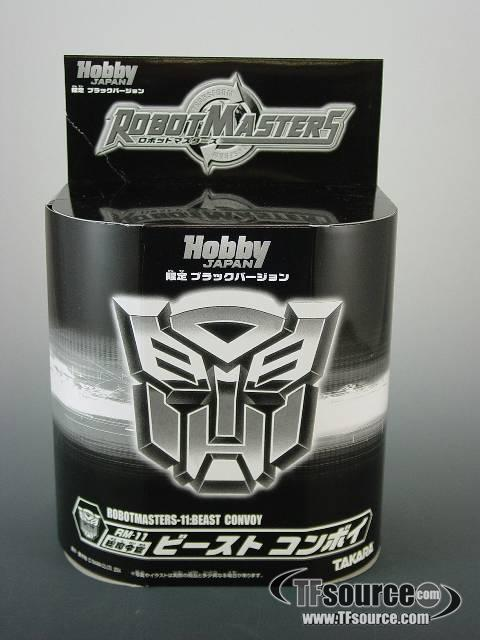 Robot Masters RM-11 Black Beast Convoy