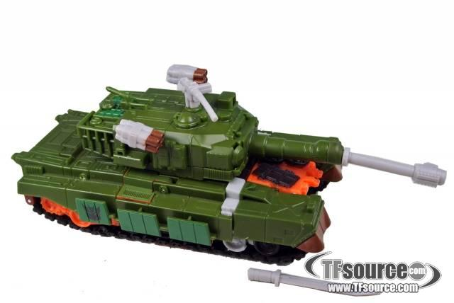 ROTF - Bludgeon - Loose - 100% Complete