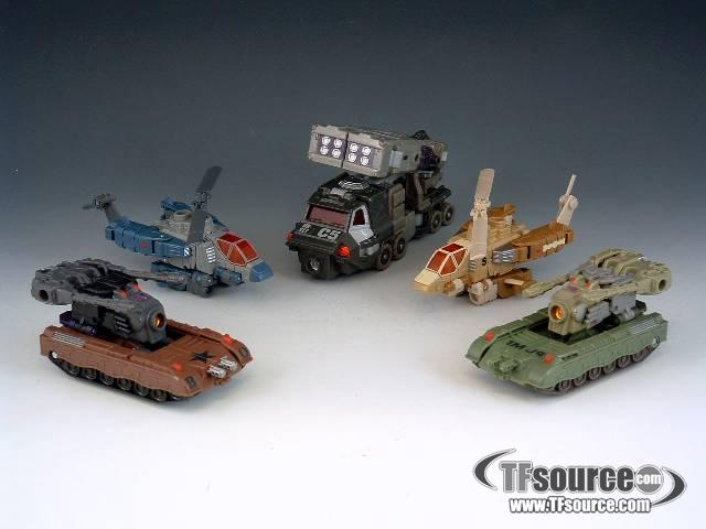 ROTF - Bruticus Maximus - Target Exclusive - Loose - As is