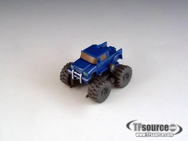 ROTF  - Legends Class - Autobot Wheelie - Loose - 100% Complete