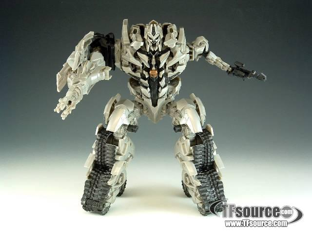 ROTF - Leader Class Megatron - Loose - 100% Complete