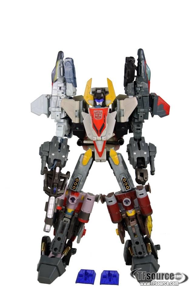 ROTF - Superion with Appendage add-on kit - Loose - Missing accessories