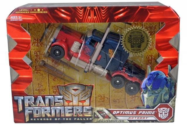 Botcon ROTF - Voyager Optimus Prime - MISB