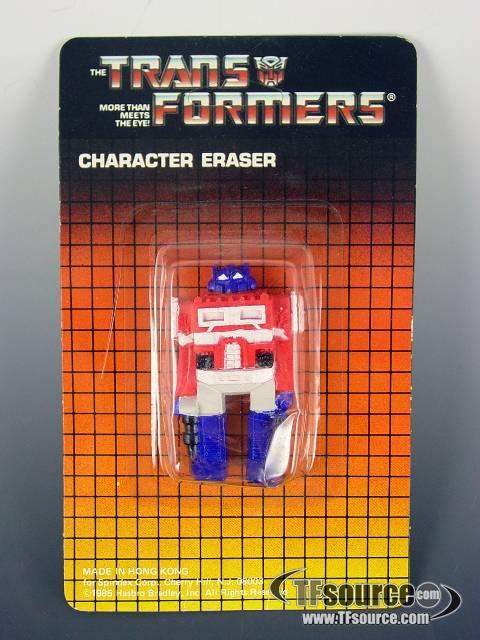 Spindex Corporation - Character eraser - Soundwave - MOSC