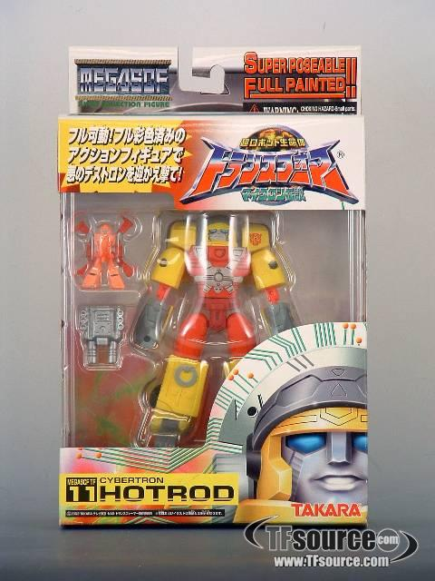 Mega SCF 11 Hot Rod (Hot Shot) - MISB