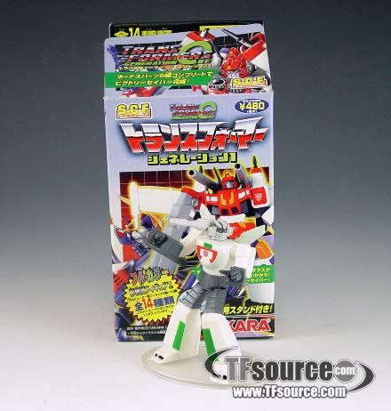 Super Collection Figure - Wheeljack - MIB -  100% Complete