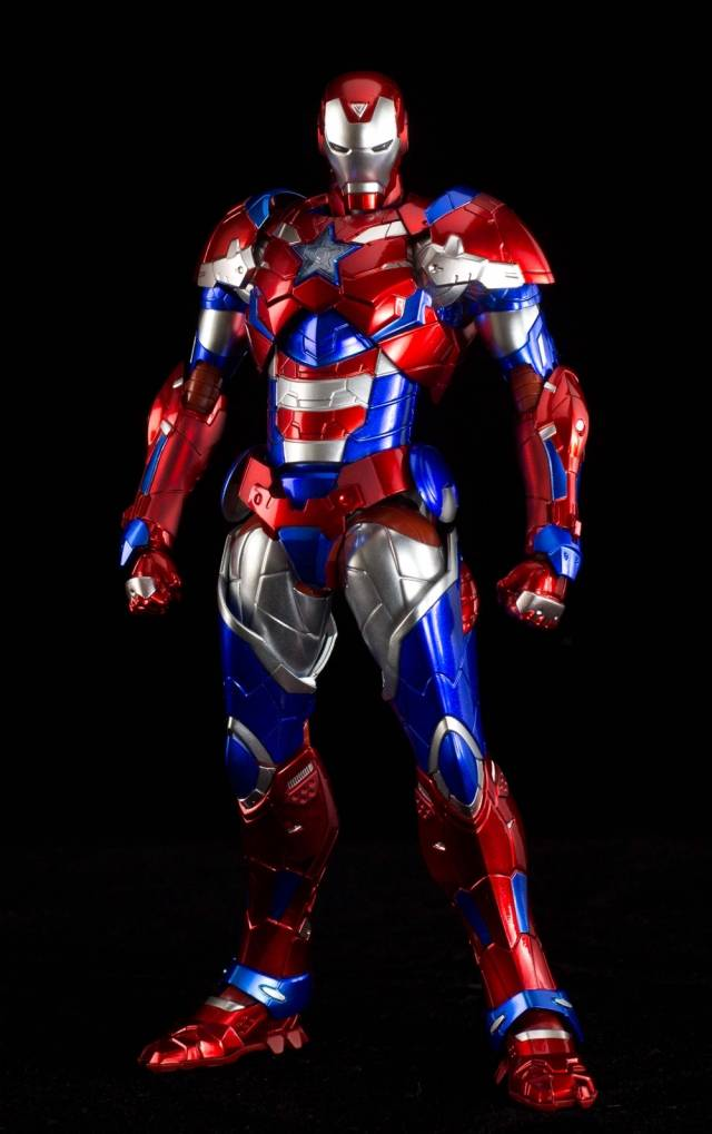Sentinel - RE:EDIT Iron Man - 03 Iron Patriot