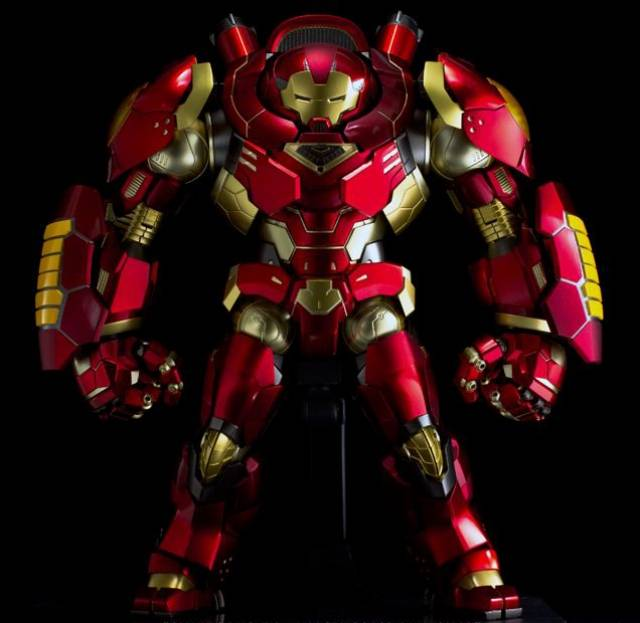 Sentinel - RE:EDIT Iron Man - 05 Hulkbuster