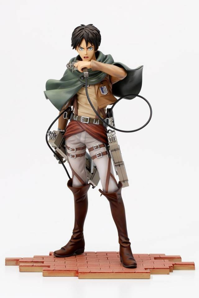 Sentinel Brave-Act - Attack on Titan - Eren Jaeger