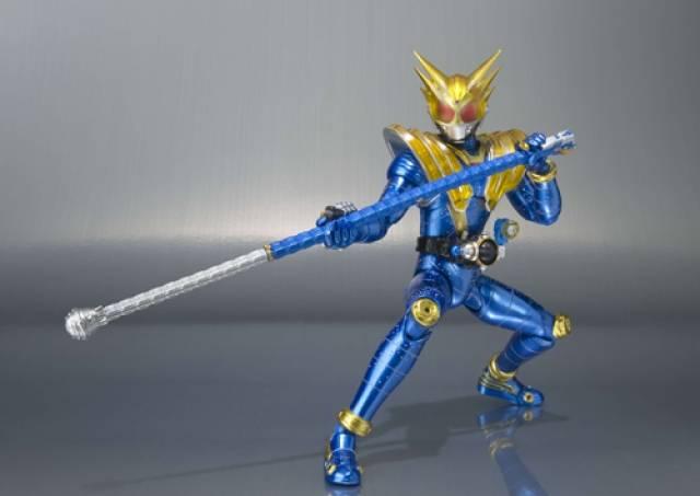 S.H. Figuarts - Kamen Rider Meteor Storm - MIB