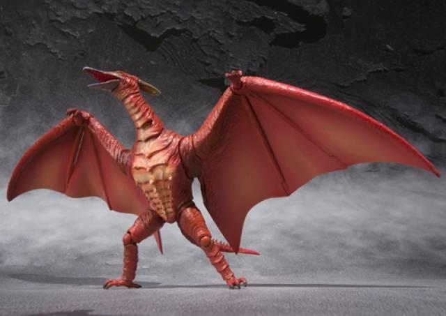 S.H.MonsterArts - Fire Rodan