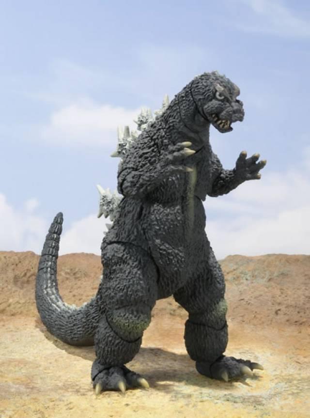 S.H.MonsterArts - Godzilla (1964)