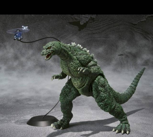 S.H.MonsterArts - Godzilla Junior