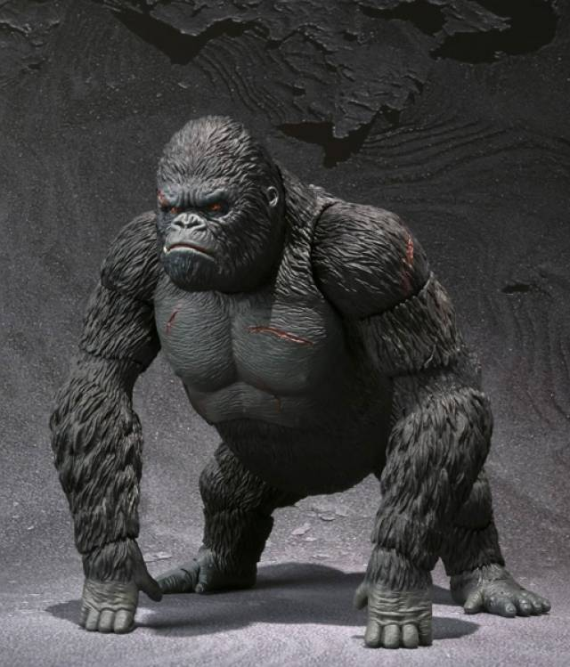S.H.MonsterArts - KING KONG (2005)