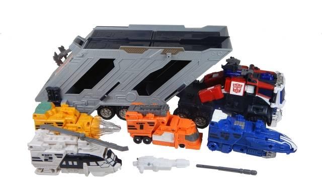 Superlink - Convoy - Loose - 100% Complete