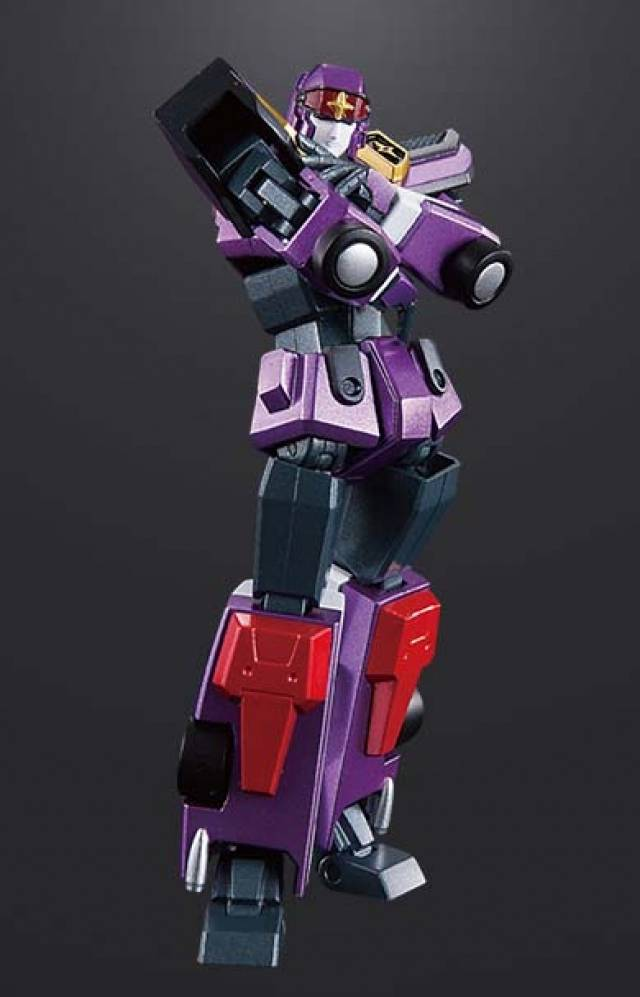 Super Robot Chogokin - Volfogg & Big Order Room (1st part of Big Order Room)