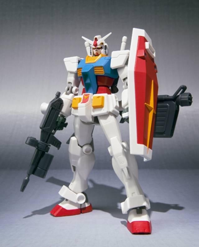 Super Robot Spirits Damashii - Gundam - Gundam RX-78-2 - MISB