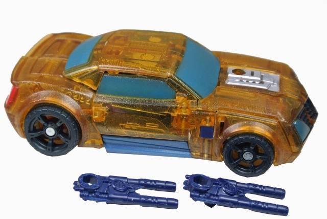 Transformers Prime - Dark Energon Bumblebee - Loose - 100% Complete