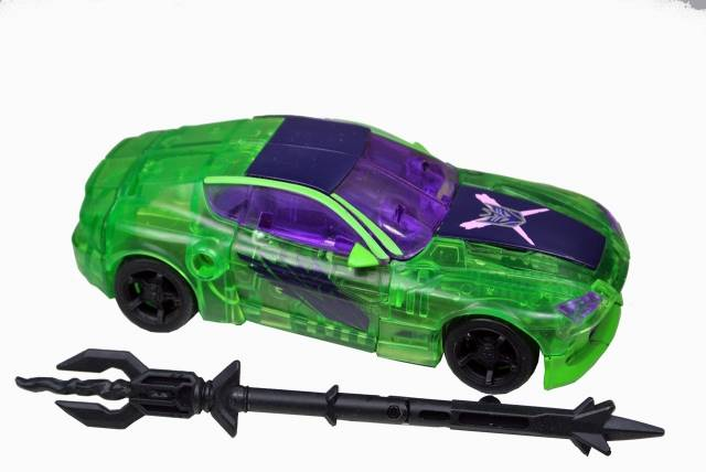 Transformers Prime - Dark Energon Knock Out - Loose - 100% Complete